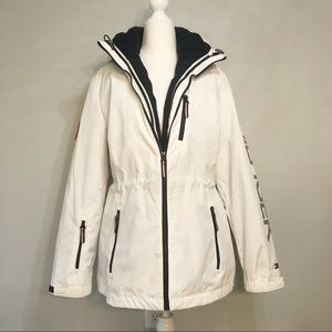 Tommy Hilfiger 3 in 1 All Weather Jacket - Medium